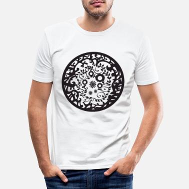 Icon icon - Men's Slim Fit T-Shirt