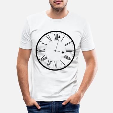 Clock Clock / Clock - Men's Slim Fit T-Shirt