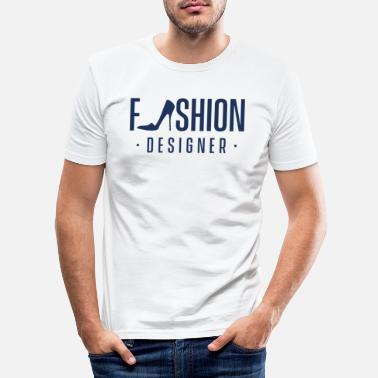 Fashion Fashion designer fashion design fashion design fashion - Men's Slim Fit T-Shirt