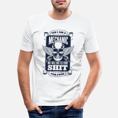 Sjov Mekaniker T shirts bestil online | Spreadshirt