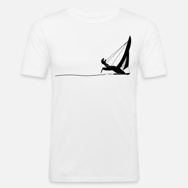 Hobie Cat Sailing Mnner Premium T Shirt