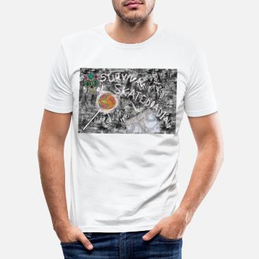 Graffiti graffiti - Men's Slim Fit T-Shirt
