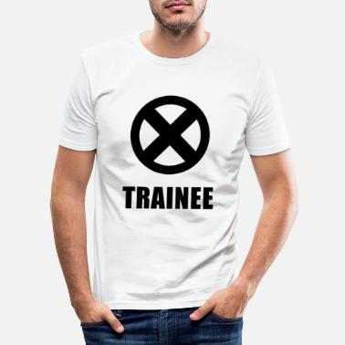 Deadpool X trainee - Men's Slim Fit T-Shirt