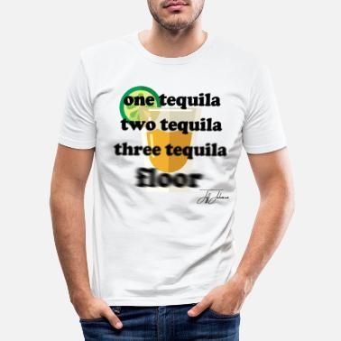tequila - Men's Slim Fit T-Shirt
