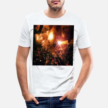 End Of World End of the world - Men's Slim Fit T-Shirt