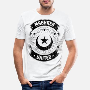 United Maghreb United - T-shirt moulant Homme