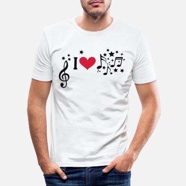 Bestill Nøkkel Musikk T skjorter på nett | Spreadshirt