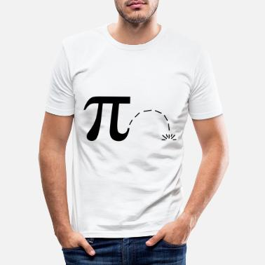 Pi Math Pi Day Pi Pi - Men's Slim Fit T-Shirt
