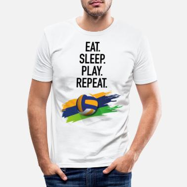 Fatboy Slim Eat.Sleep.Play.Repeat. - T-shirt moulant Homme