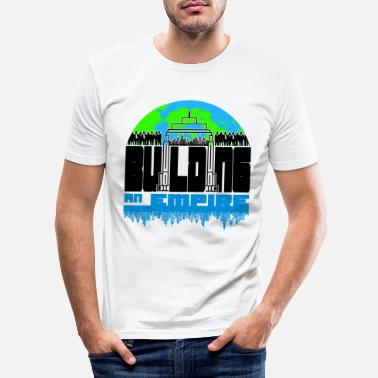 Building an Empire - Männer Slim Fit T-Shirt