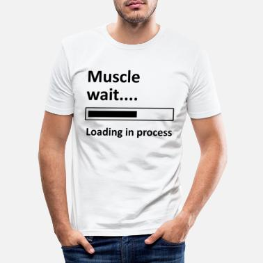 Muscle muscle - T-shirt moulant Homme