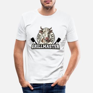 Initial GRILLMASTER BEEF v2 - T-shirt moulant Homme