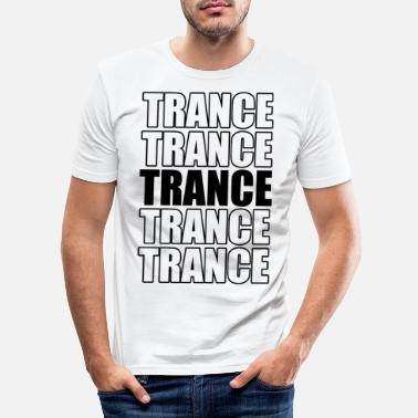 Trance TRANCE - Men's Slim Fit T-Shirt