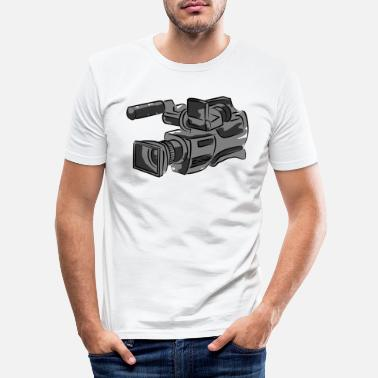 Television television - Men's Slim Fit T-Shirt