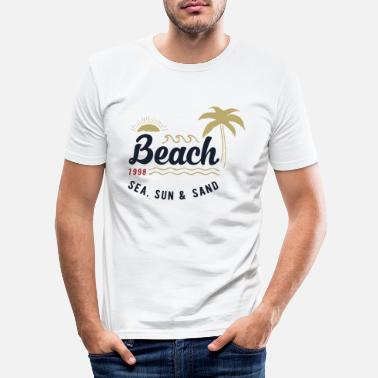 Outdoor Outdoor beach - T-shirt moulant Homme