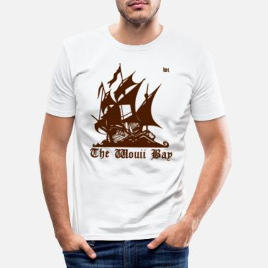 the Wii Bay - T-shirt moulant Homme
