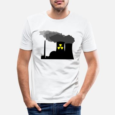 Nuclear Power Nuclear Power - Men's Slim Fit T-Shirt