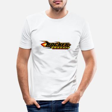 Missile Missile chassis - Men's Slim Fit T-Shirt