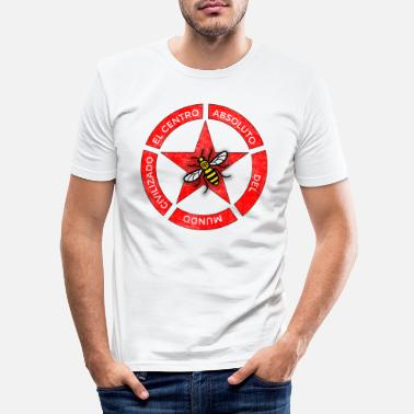 Zivilisiert El Centro Absoluto - Männer Slim Fit T-Shirt