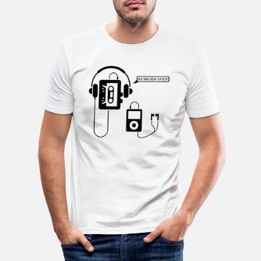 Pod POD 5 - Männer Slim Fit T-Shirt
