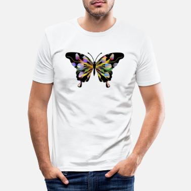 Fairy butterfly - Men's Slim Fit T-Shirt