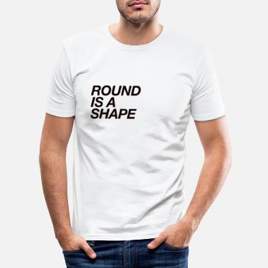 Shape Shape - Männer Slim Fit T-Shirt