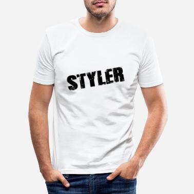 Style Styler - Slim fit T-shirt mænd