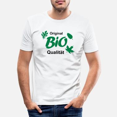 Bio bio - Männer Slim Fit T-Shirt