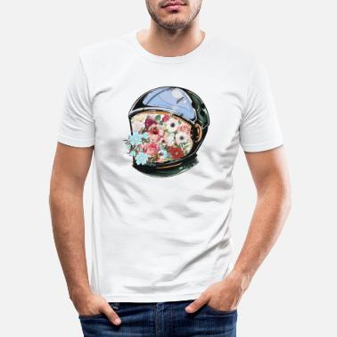 Bloeien In bloei - Mannen slim fit T-shirt