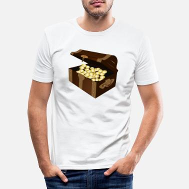 Treasure treasure - Men's Slim Fit T-Shirt