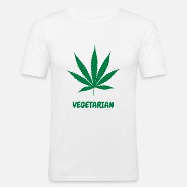 marihuana narkotyki cannabis zioło reggae rasta Koszulka męska Premium czarny