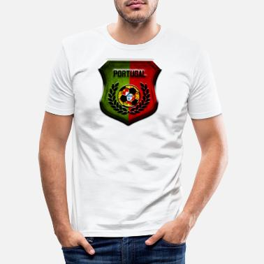 Portugal portugal football - T-shirt moulant Homme