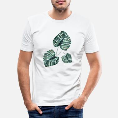 Leaf leafs - T-shirt moulant Homme