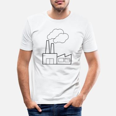Factory factory - Men's Slim Fit T-Shirt