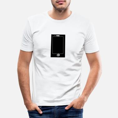 Mobile mobile - T-shirt moulant Homme