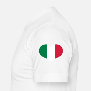 Italy Love Italy - Men's Slim Fit T-Shirt