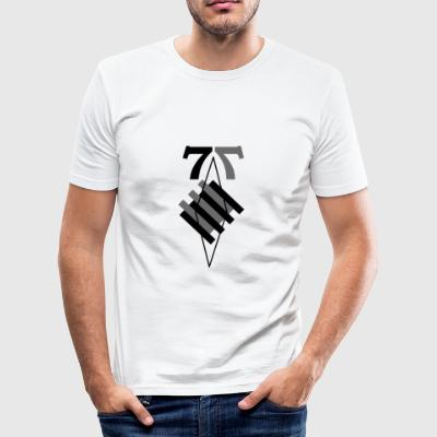 77 - Männer Slim Fit T-Shirt