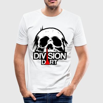 Division Dart - Men's Slim Fit T-Shirt