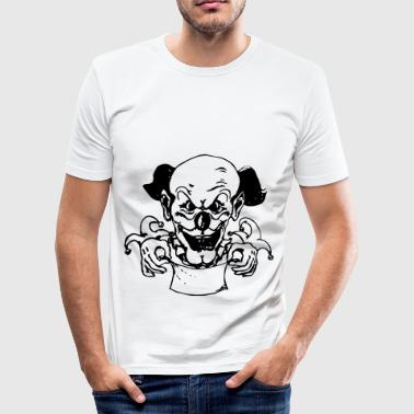 Clown - Men's Slim Fit T-Shirt