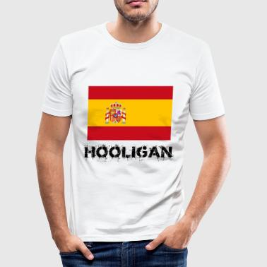 Spanish Hooligan - Herre Slim Fit T-Shirt
