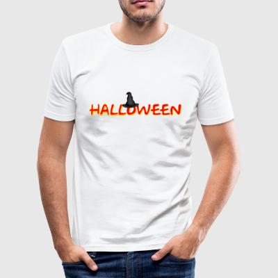 HALLOWEEN - Men's Slim Fit T-Shirt