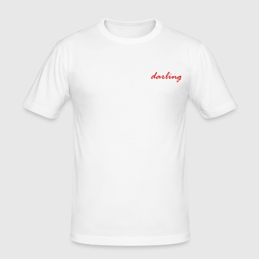 darling4 - Men's Slim Fit T-Shirt