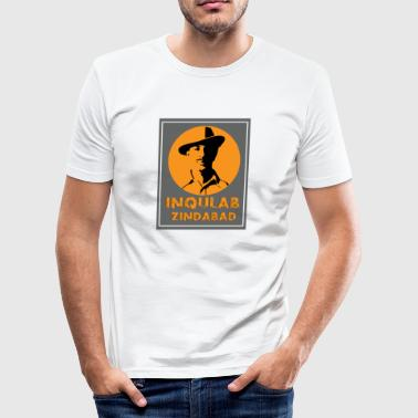Bhagat Singh Tee - Men's Slim Fit T-Shirt