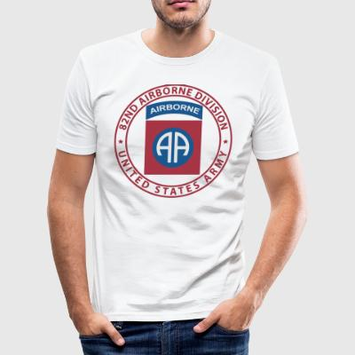 82nd - Men's Slim Fit T-Shirt
