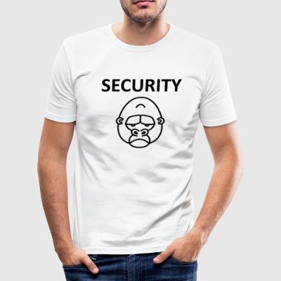Shirt Security Gorila - Men's Slim Fit T-Shirt
