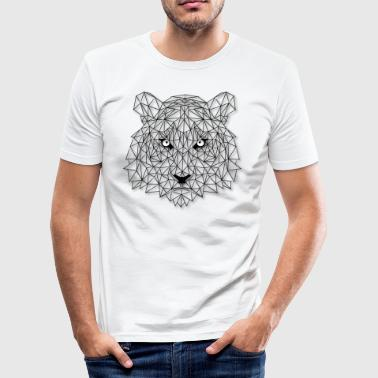 Harimau - Slim Fit T-skjorte for menn