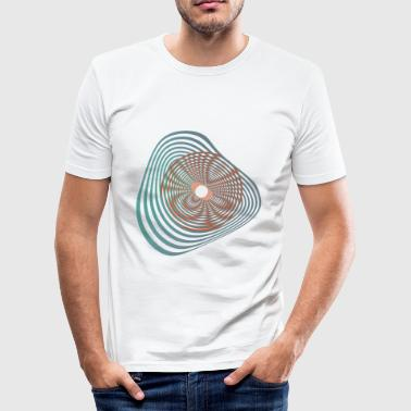 motion02A - Männer Slim Fit T-Shirt
