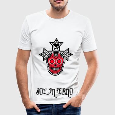 Joe inferno - Men's Slim Fit T-Shirt