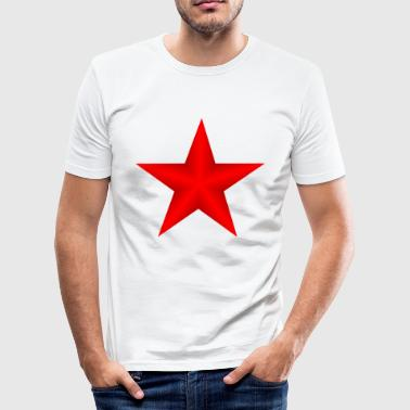 IZARRA / STAR - Men's Slim Fit T-Shirt