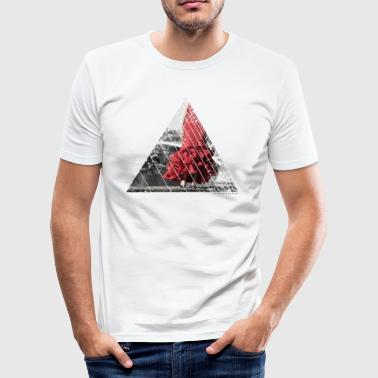 Flamenco Fusion light - Camiseta ajustada hombre